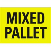 MIXED PALLET vanaf 500 stuks