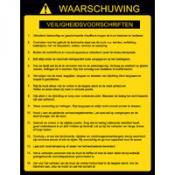 Instructie stickers