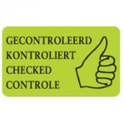 GECONTROLEERD (4-talen)